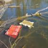 Il canale delle tartarughe diventato discarica a cielo aperto