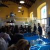 Successo di visitatori al Centro Ricerche di Portici (NA)