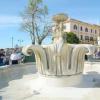 La fontana del Capitello Piacentini senza tartarughe?