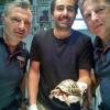 Carabinieri e poliziotti salvano due tartarughe ferite