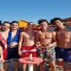 Piccola tartaruga marina salvata da un gruppo di ragazzi pugliesi