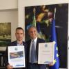 Il Ministro dell'Ambiente Sergio Costa adotta una tartaruga marina