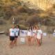 """Trovato un nido di """"Caretta caretta"""" sulla spiaggia di Licata (AG)"""