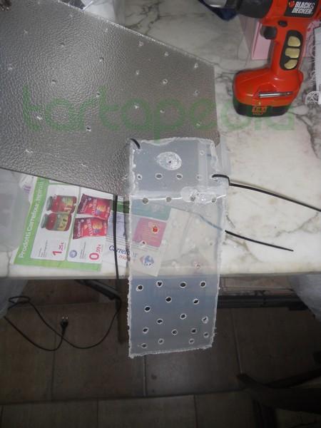 Costruire la zona emersa utilizzando vasca ikea e for Contenitore per tartarughe